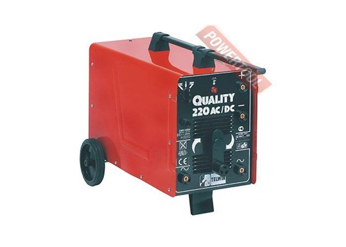 Однофазный аппарат для ручной сварки покрытым электродом на постоянном и переменном токе.
